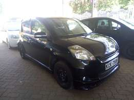 Toyota passo 2009 kck loaded with fog lights,body kit