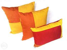Patch Throw pillows