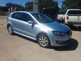 2012 VW Polo 1.2 TDi BlueMotion