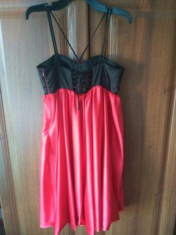 Жіноче женское плаття платье сукня нарядне червоне Кам янець-Подільський -  зображення 5 080fa7e3a171e