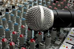 Voiceover artist available