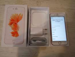 iPhone 6S 16Gb Rose Gold Excellent Condition