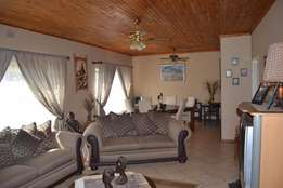 Spacious Family Home on a Large Stand for Sale in Dorandia