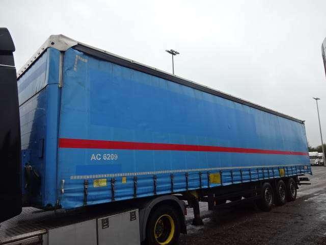 Schmitz Cargobull Scs 24-l-13.62 Edb - 2013