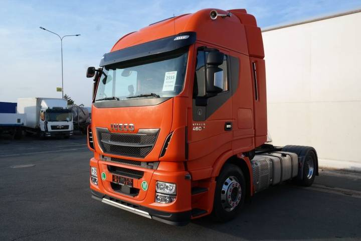 Iveco STRALIS AS440S46 - 2013