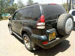 Toyota Prado kbf diesel manual local asking 1.8m