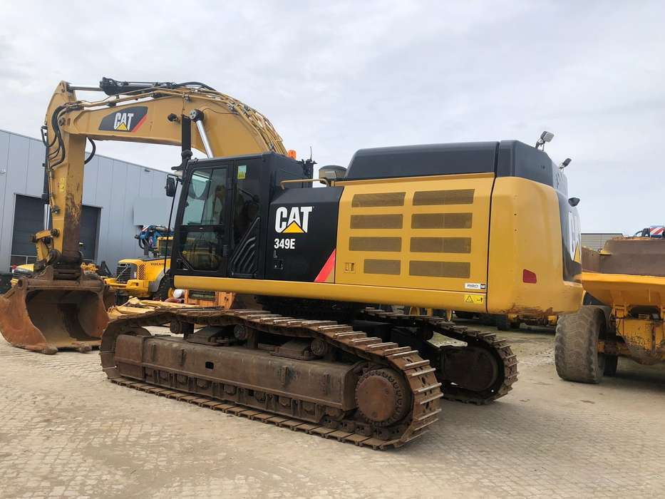 Caterpillar 349E - 2012 for sale   Tradus