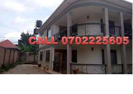 Fully furnished 7 bedroom empire for sale in Namugongo town at 600m