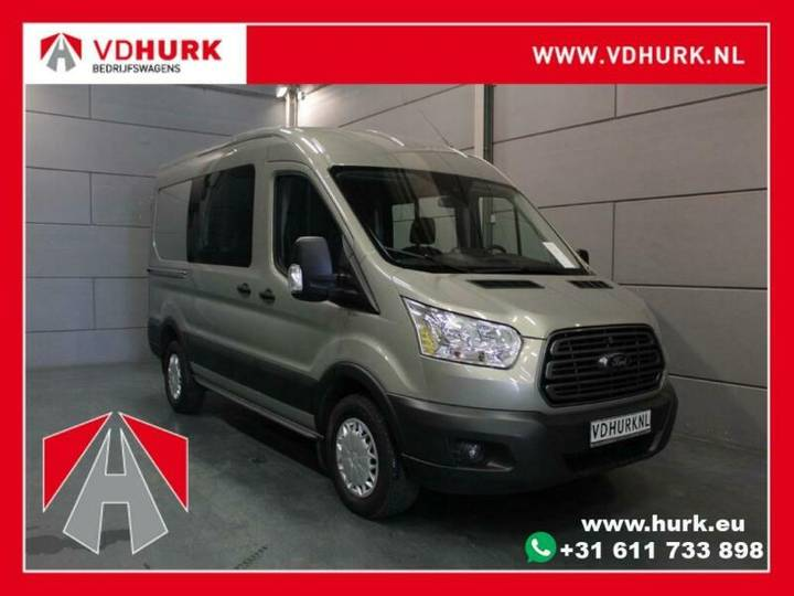 Ford Transit 350 2.2 TDCI 155 PS Trend DC Dubbel Cabi - 2015