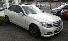 Mercedes Benz C250 Cdi Auto Blue Efficiency