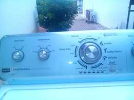 Industrial washer open top slightly used