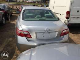 Tokunbo Toyota Camry LE With Little Accident on Bumber and Fender