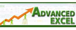Advanced Excel Training for Corporate financial reporting