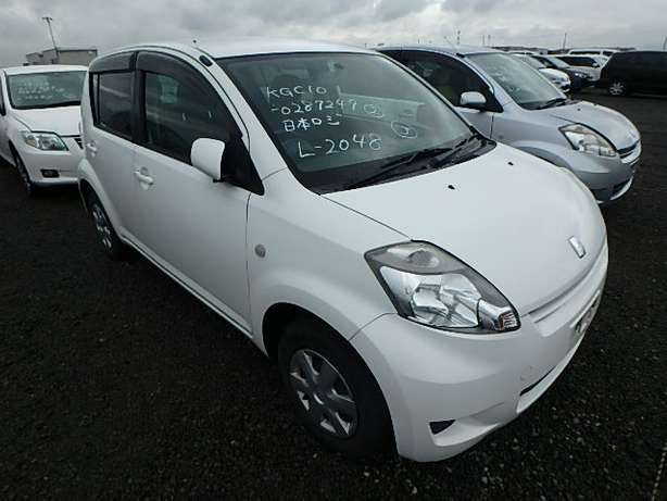 Lovely 2009 passo 1000cc on special offer!! Nairobi CBD - image 1