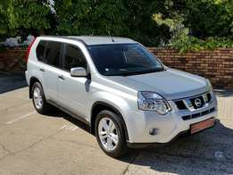 Fabulous 2014 Nissan X-Trail 2.0 Dci 4x4 Auto and spotless!