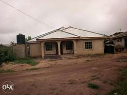 Newly built 3 bedroom house for urgent sale.