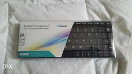 Universal Wireless Bluetooth Keyboard 4 Windows Android iOS System PC
