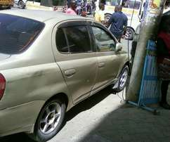 Elmies Agency. Toyota Platz for sale. It is a buy and drive car.