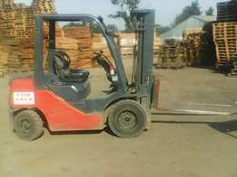 Toyota forklift/Hyster
