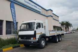 2010 Tata LPT1918 with Dropsides