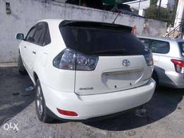 Toyota Hurrier new shape 2010 model brand new on sale