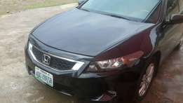 Honda Accord Coupe 2009 for sale.
