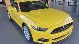 2017 (NEW) Ford Mustang GT 5.0 V8 Fastback Auto