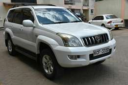 Toyota Prado 2008 At 3.2m