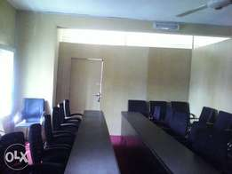 40 seater capacity conference room for meetings, seminars etc for rent