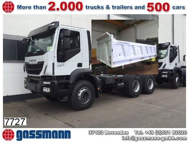 Iveco trakker ad260t41 /6x4