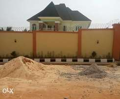 Brand new 5bedroom duplex at Republic estate Enugu City.