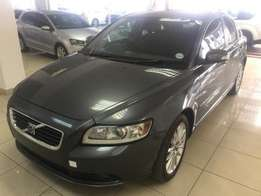 2008 Volvo S40 T5 A/t