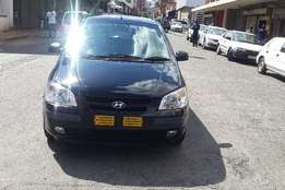 2006 Hyundai Getz 1.6 automatic for sale