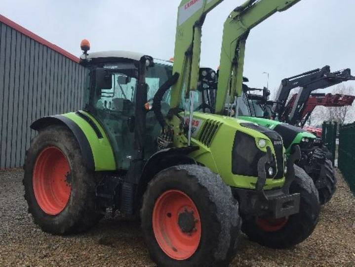 Claas arion 440 - 2016