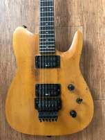Rare 1987/1988 Ibanez 580 Ballback electric guitar for sale