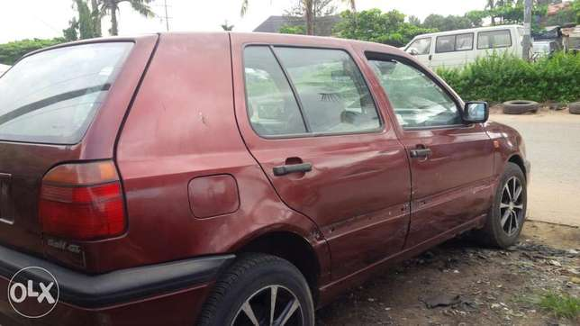 1999 golf 3 for sale cheap Alimosho - image 2