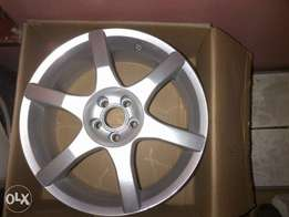 17inch EvoR mags 5/100 without center caps