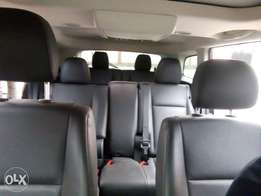 "Newly registered ""DODGE JOURNEY"" with fresh tokunbo leather smell"
