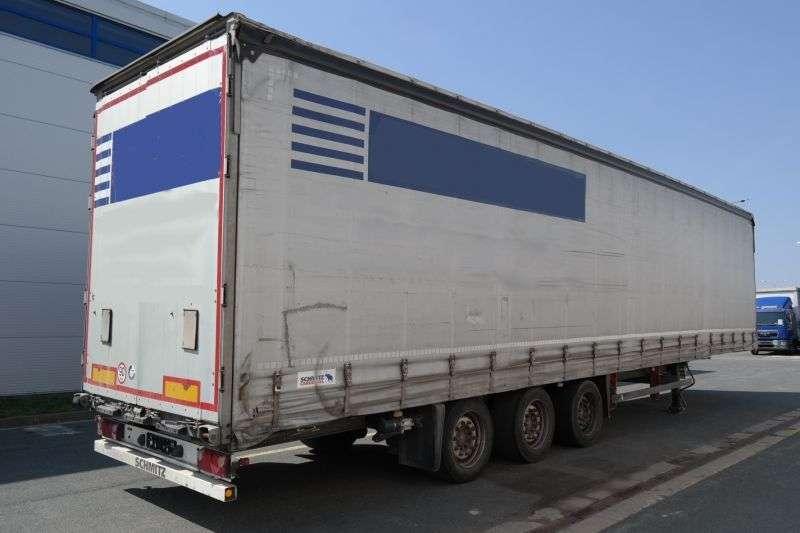 Schmitz Cargobull Ag Scs 24/l Low Deck - 2012