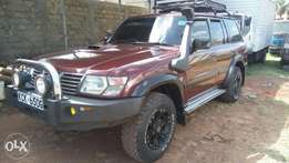 Quick sale! Nissan Patrol KCK ex UN available at 2.3m asking price!