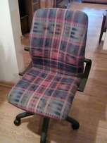 4 Matching Office Chairs