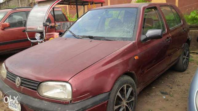 1999 golf 3 for sale cheap Alimosho - image 3