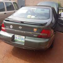 Perfectly used Nissan Altima for sale at N530k