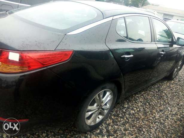 Kia Optima 2011 model Registered for Quick Sale Lagos Mainland - image 3