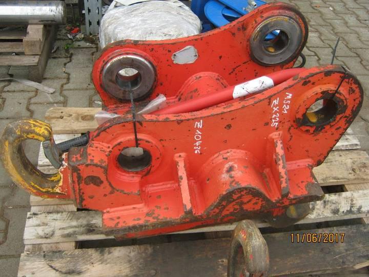 Lehnhoff Mech. Ms21 Hitachi Zx180-zx225 18-28 To. - 2010