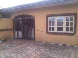 3 bedroom bungalow for sale at sparklight estate,it is a self compound