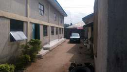 3bedroom bungalow with church hall for sale at woji by nvigwe port har