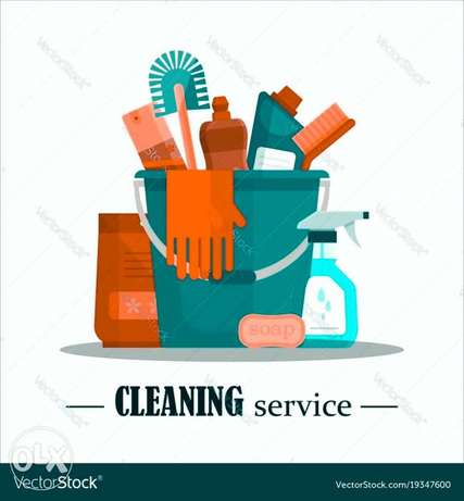 Cleaning service العامرات -  1