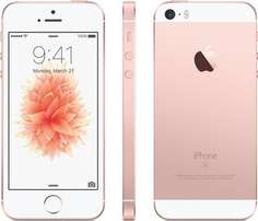 Rose gold colour iPhone five s