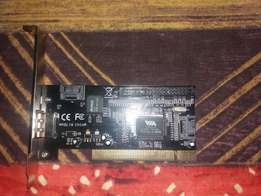 A pci hdd support card